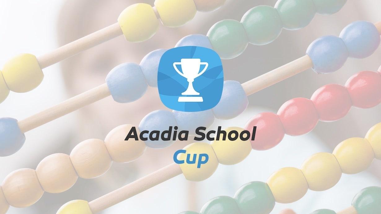 Награждение победителей олимпиады Acadia School Cup